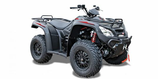 Kymco ATVs  @ Circle City Cycles.