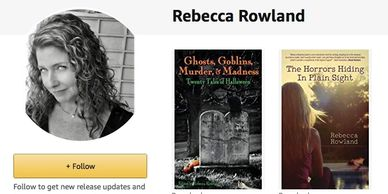 Amazon Rebecca Rowland author page