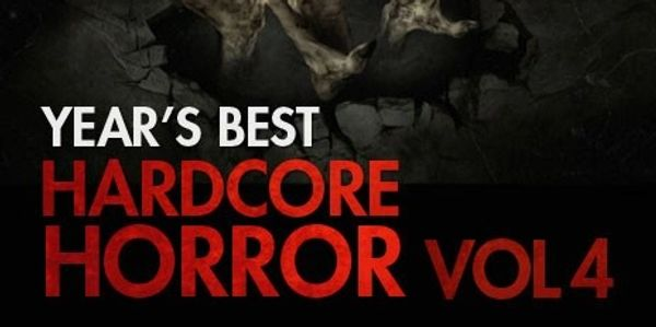 The Year's Best Hardcore Horror cover image