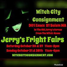 Fright Fair advertisement