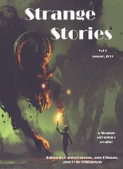 Strange Stories cover art