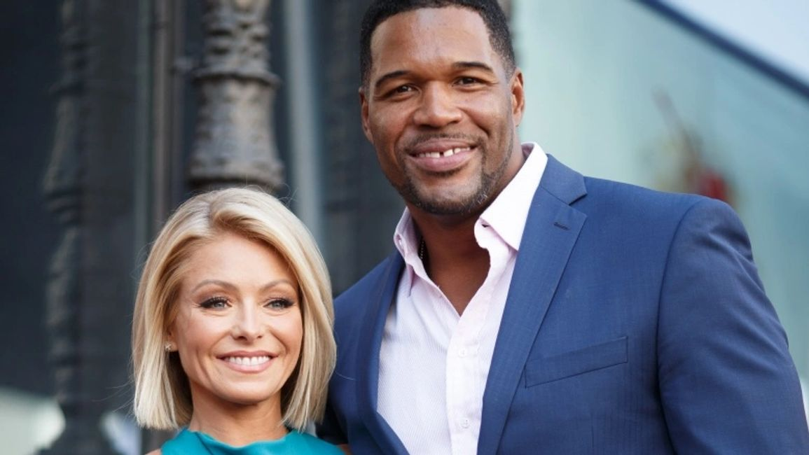 Michael Strahan, formerly of Live! with Kelly and Michael for Good Morning America(GMA)