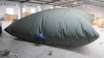 Portable liquid storage tank. Cistern tank or Septic tank