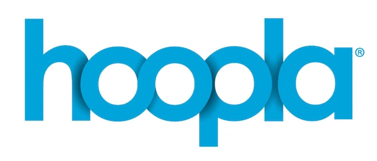 blue hoopla logo