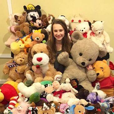 Stuffed Animals For Emergencies