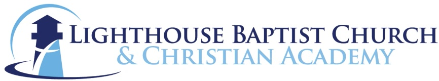 Lighthouse Baptist Church & Christian Academy