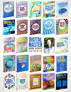 """Digital Master"" Book Series"