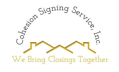 Privacy Notice | Cohesion Signing Service, Inc