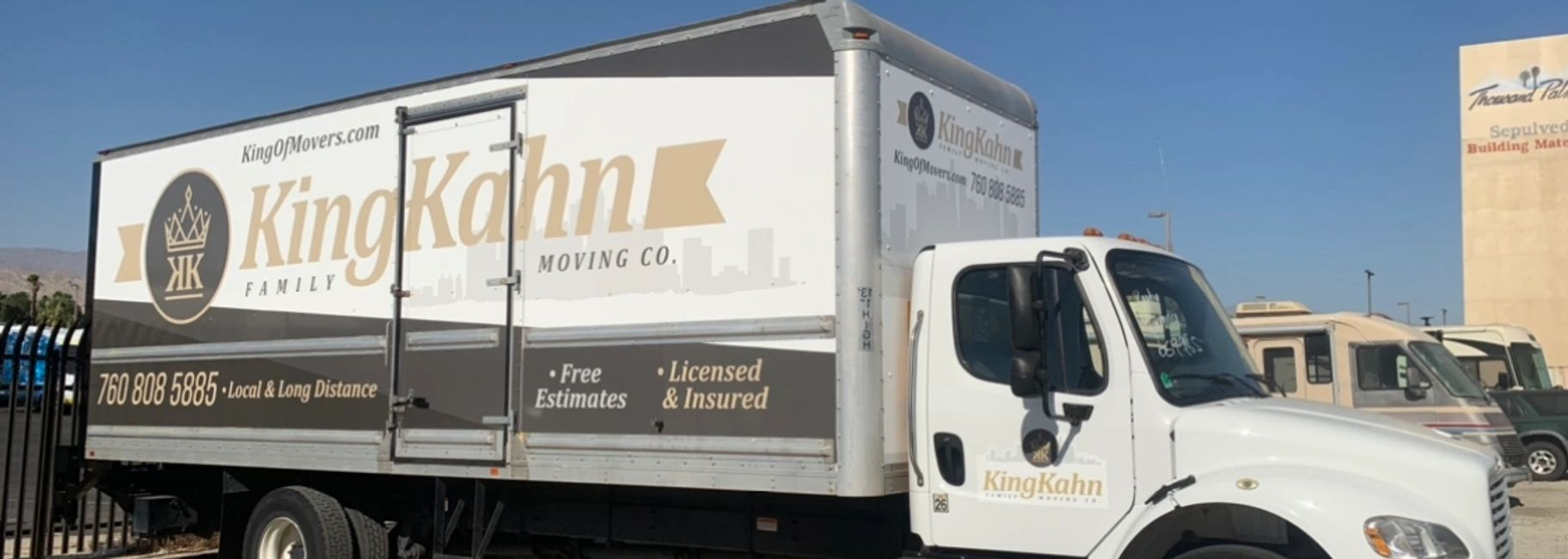 Professional Moving Company Located In Palm Desert, CA 92260, Palm Springs, CA 92263 Indio, CA 92203