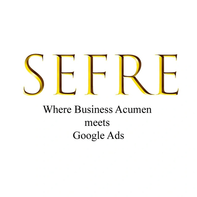 SEFRE Agency We do one thing and we do it well.      Google Ads.