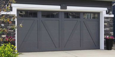Wayne Dalton model 6600 garage door by best price garage door service - 818-431-7520