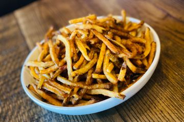 Hand-Cut Tavern Fries