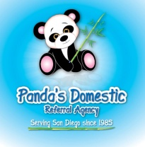 Panda's Domestic Referral Agency