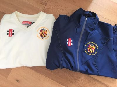 Richmondshire CC branded clothing