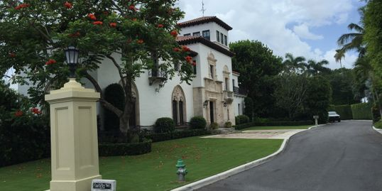 Berkun Air selected as the A/C contractor for historic John Volk-designed Palm Beach landmark