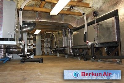 Why a Modern VRF Air Conditioning System was Chosen Berkun Air Historic Palm Beach Restoration
