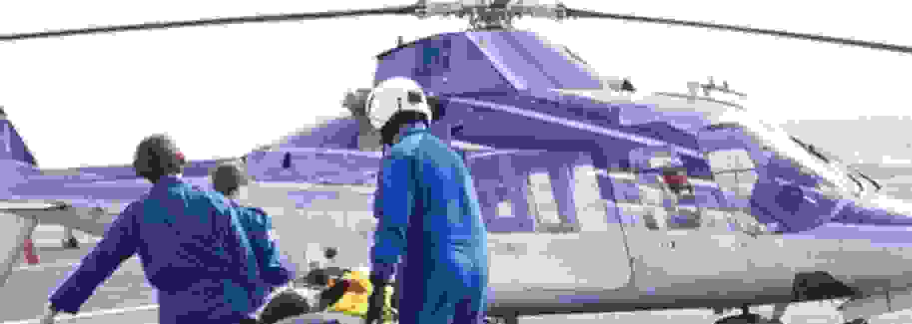 Accidents happen without warning.  Don't be caught without emergency medical evac & repatriation