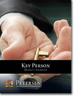 Key Person Disability Brochure from Petersen International Underwriters