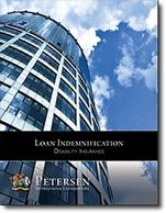 Business Loan Indemnification Disability Brochure from Petersen International Underwriters