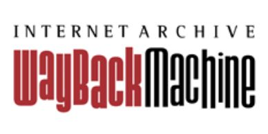 wayback machine logo