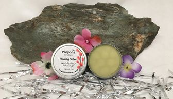 All Natural Skin Healing Salve! Heals Burns, Cuts, Scrapes, Dry Skin #1 Seller