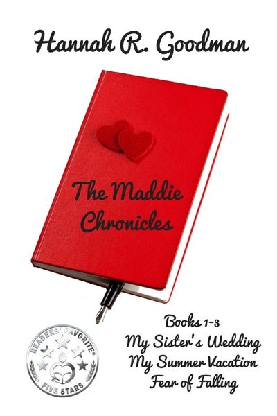 The Maddie Chronicles ebook boxed set available  in the Kindle store.
