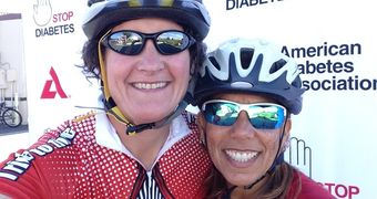ADA Tour de Cure ride