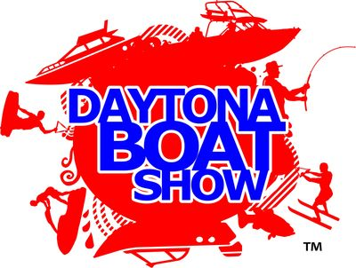 Daytona Boat Show Logo and link to the website.