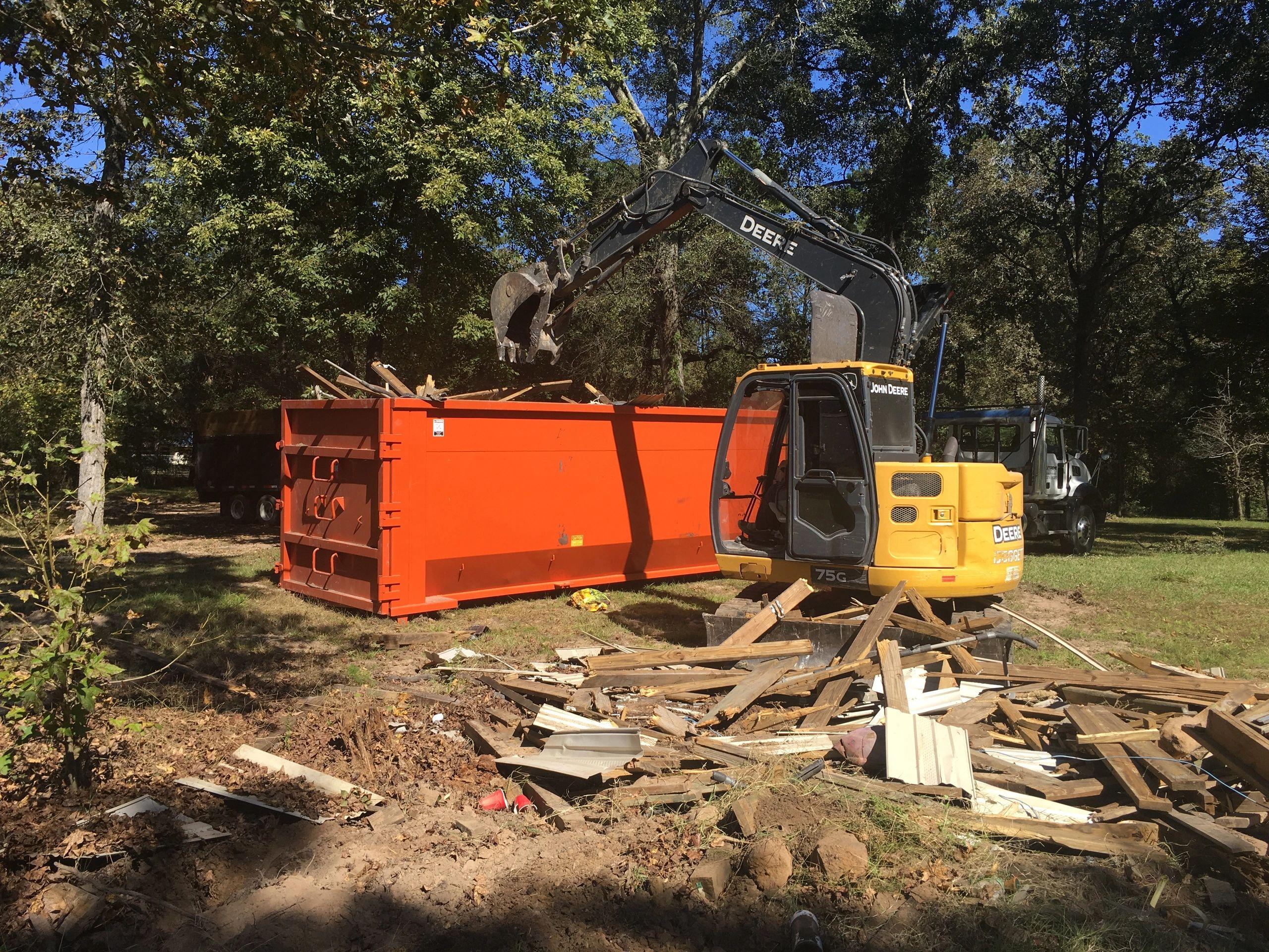 Extreme Waste Services Dumpster Rental Dumpster Service