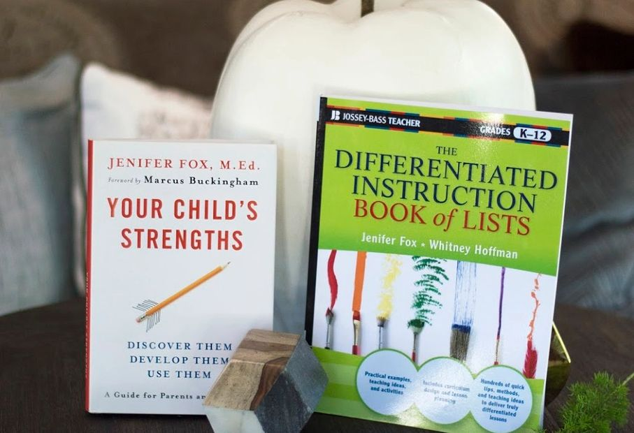 Jenifer Fox's  Your Child's Strengths, is the definitive guide to developing children's strengths.