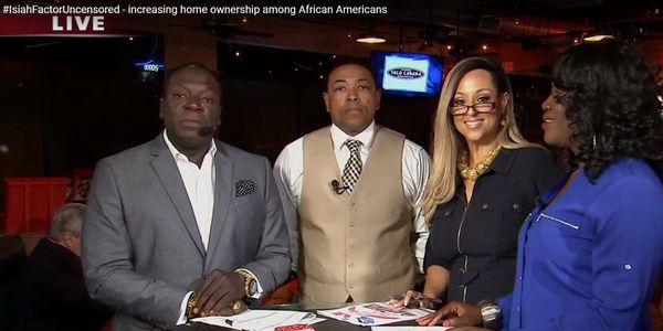 Fox 26 Isiah Factor Uncensored Home Ownership Real estate segment