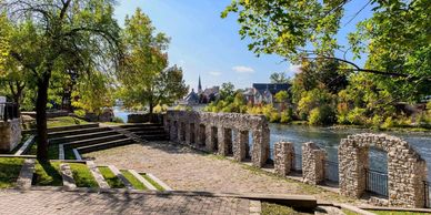 Mill Rack Park, Attractions Cambridge Ontario