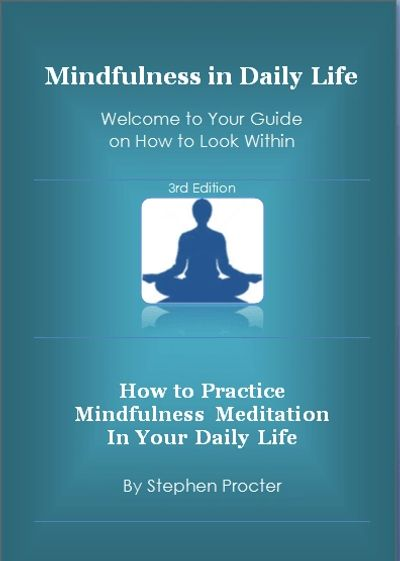 Book: How to Practice Mindfulness Meditation by Stephen Procter