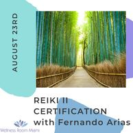 REIKI II CERTIFICATION