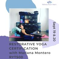 RESTORATIVE YOGA CERTIFICATION