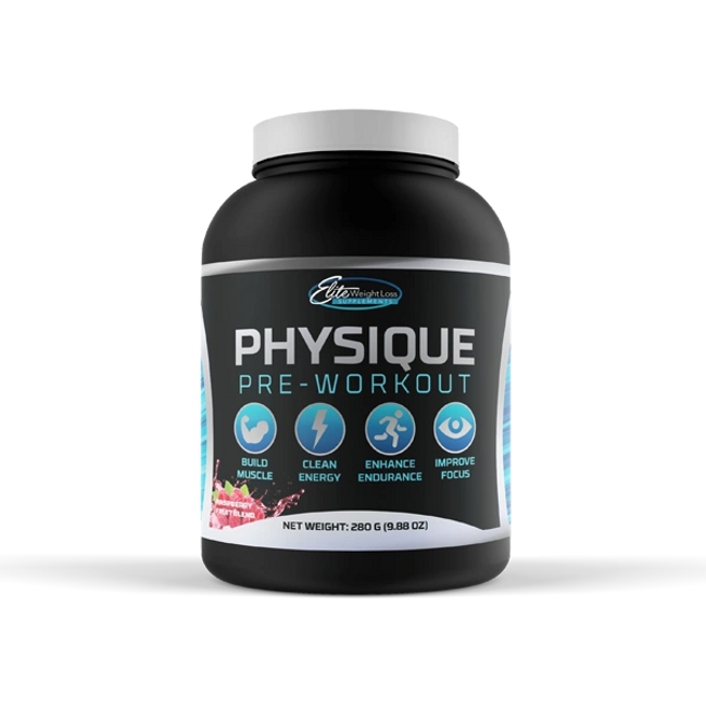 ELITE WEIGHT LOSS PHYSIQUE PREWORKOUT