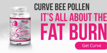 CURVE BEE POLLEN WEIGHT LOSS