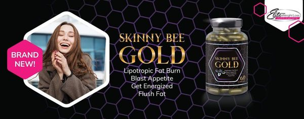 NEW SKINNY BEE GOLD BEE POLLEN