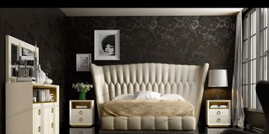 Modern bedroom Miami, New York, furniture beds,bedroom dresser, Moderrn Home Furniture