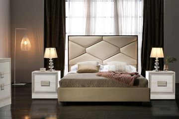 Modern Bedroom Set Made in Spain