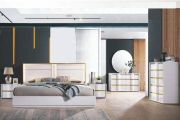 HAVANA MODERN BEDROOM SET