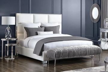 Modern Blair King Bed