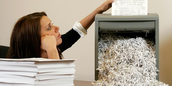 Katy Paper Shredding shredding services document destruction document security residential shred