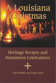 Christmas, Louisiana, food, holiday events, recipes