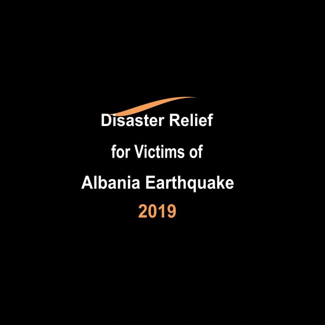 Disaster Relief for Albania Earthquake
