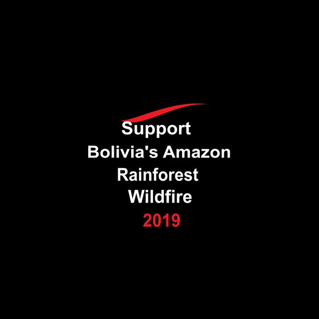 Support Bolivia's Rainforest Wildfire