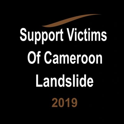 Support Victims of Cameroon Landslide.