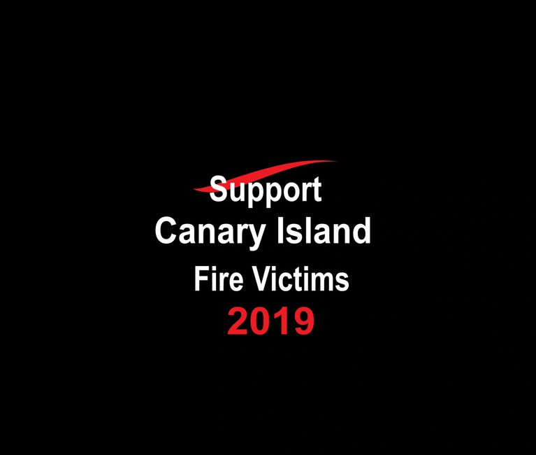 Canary Island fire Support The Victims