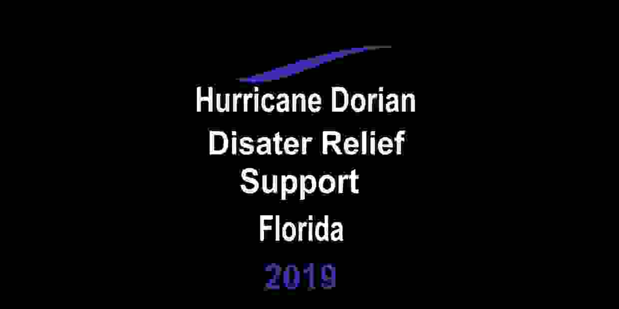 Hurricane Dorian Florida Donate