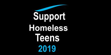Support Homeless Teens Donate